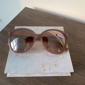 American Eagle Mauve Sunglasses